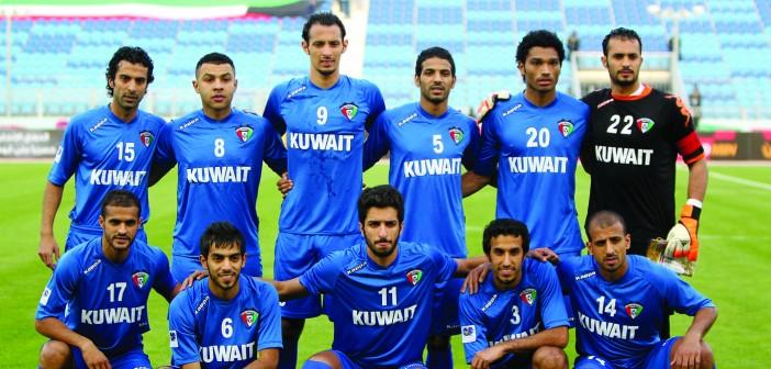 منتخب الكويت… زعيم البطولة بدون منازع