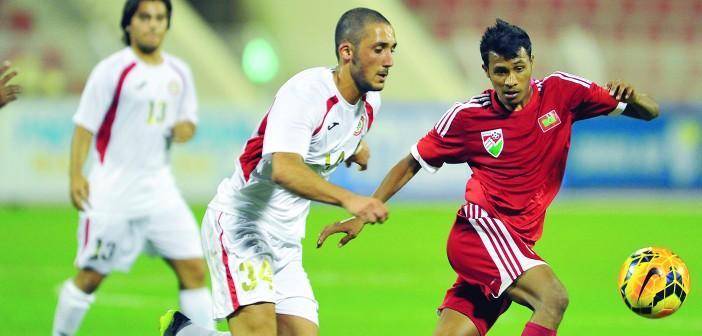 بداية غير مقنعة للأولمبي أمام البحرين.. وتعادل صعب