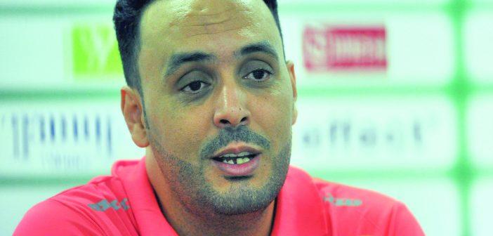 المدرب مراد مولاي : الإعداد المبكر أساس النجاح ولا زلت قريبا من جمهور صحار