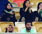وسط اهتمام عالمي ومحلي.. السعوديات يدخلن الــــمدرجات لأول مرة..!