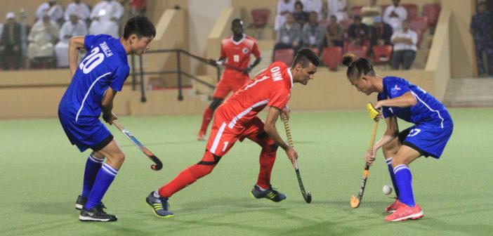 تطور الأداء والنتائج لمسه الجميع…  منتخب الهوكي تأهل لدورة الألعاب  الآسيوية ويتطلع للقب التصفيات