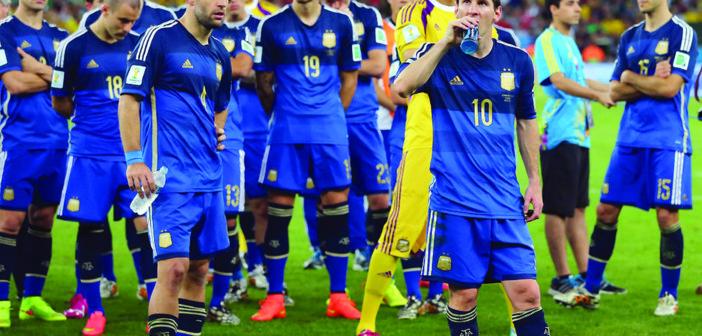 لماذا ستفوز الارجنتين  بكأس العالم 2018؟