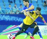 في ذهاب دور الـ32 من بطولة الأندية العربية.. هـدف وهـمي يمنح الهلال السعـودي الفـوز على الشباب