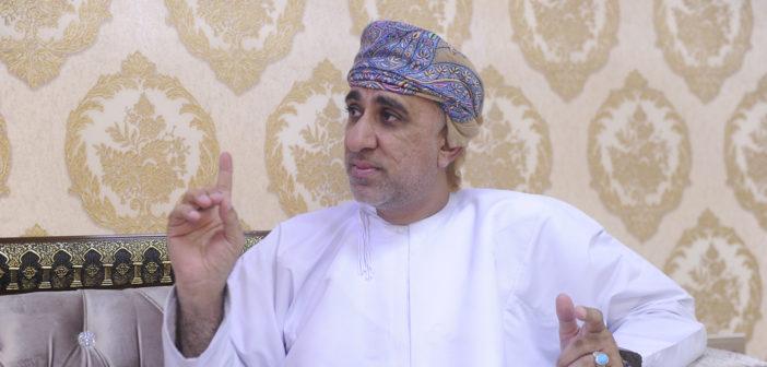 حمزة البلوشي رئيس نادي الشباب: مشكلتي مع اتحاد القدم..!