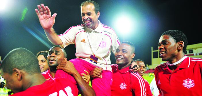 المدرب علي سالم الأبرك: 80% من رؤساء الأندية يجب أن يفسحوا المجال لغيرهم