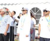 السيد خالد: نحرص على إعداد رؤية لتثبيت رياضات شاطئية ناجحة