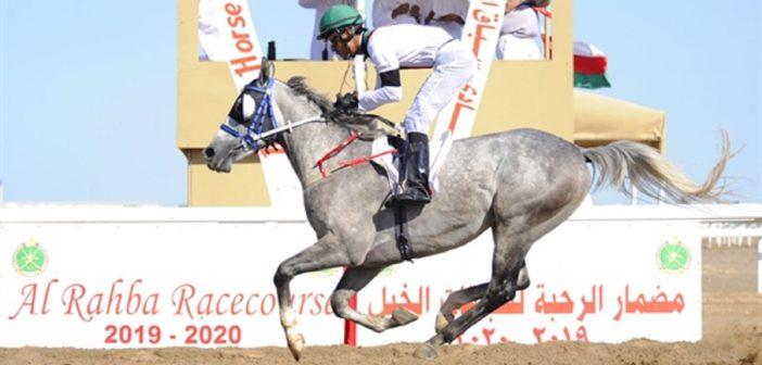نادي سباق الخيل السلطاني ينظم مسابقة العيد الوطني