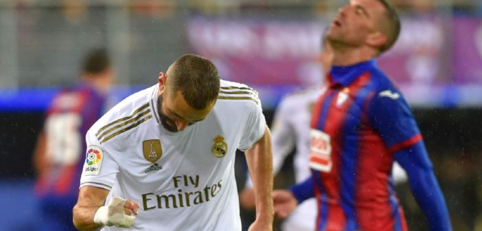 في ريال مدريد.. بنزيما المنقذ دائما..!