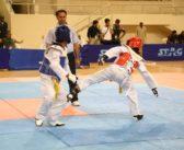 200 مشارك في بطولة التايكوندو
